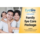 EyeSite Family Eye Care Package